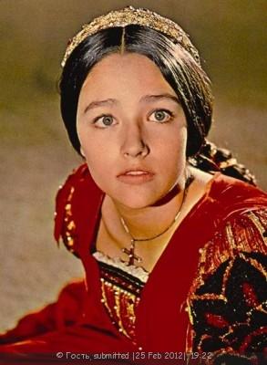 Оливия Хасси в роли Джульетты - OliviaHussey.jpg