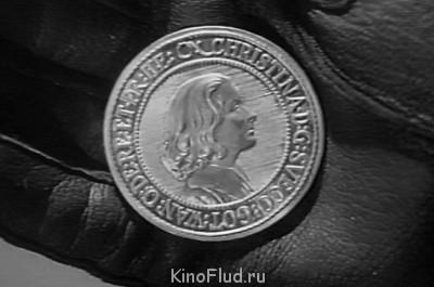 Королева Кристина , 1933 - фильм о шведской королеве - taler.jpg