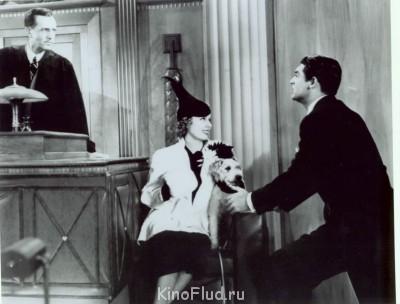 Ужасная правда, 1937. Половинка моя, половинка моя - TheAwfulTruth1.JPG